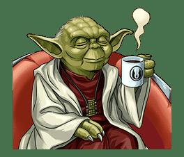 Star Wars: Yoda Collection sticker #639918