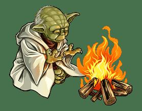 Star Wars: Yoda Collection sticker #639919