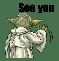 Star Wars: Yoda Collection sticker #639920