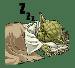 Star Wars: Yoda Collection sticker #639921