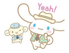 Cinnamoroll: Heartwarming Goodness sticker #640912