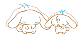 Cinnamoroll: Heartwarming Goodness sticker #640923