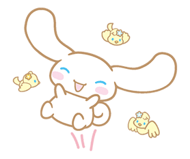 Cinnamoroll: Heartwarming Goodness sticker #640932