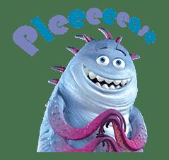 Monsters, Inc. sticker #695133