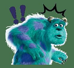 Monsters, Inc. sticker #695135