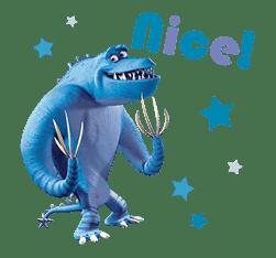 Monsters, Inc. sticker #695142