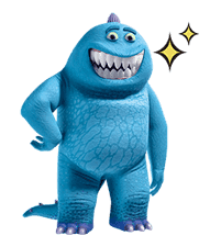 Monsters, Inc. sticker #695146
