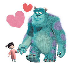 Monsters, Inc. sticker #695147