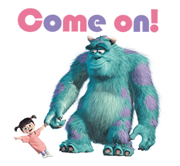 Monsters, Inc. sticker #695152