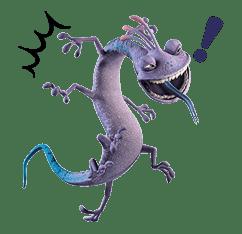Monsters, Inc. sticker #695153