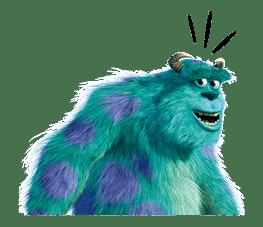 Monsters, Inc. sticker #695165