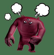Monsters, Inc. sticker #695166