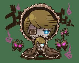 Hatsune Miku senbonsakura sticker #695249