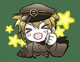 Hatsune Miku senbonsakura sticker #695250
