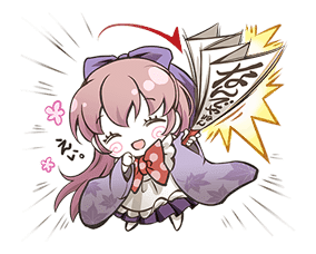 Hatsune Miku senbonsakura sticker #695251