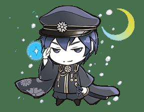 Hatsune Miku senbonsakura sticker #695252