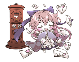 Hatsune Miku senbonsakura sticker #695269