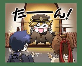 Hatsune Miku senbonsakura sticker #695272