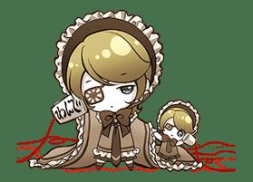 Hatsune Miku senbonsakura sticker #695275