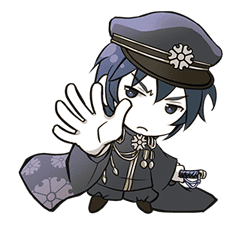 Hatsune Miku senbonsakura sticker #695277