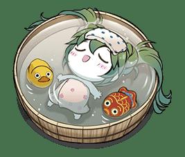Hatsune Miku senbonsakura sticker #695285