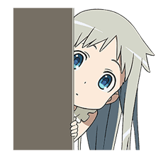 Anohana -The Flower We Saw That Day- sticker #695306