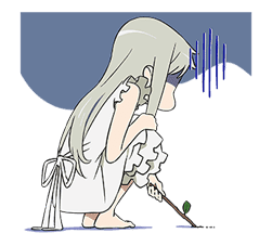 Anohana -The Flower We Saw That Day- sticker #695311