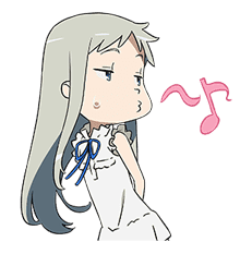 Anohana -The Flower We Saw That Day- sticker #695313