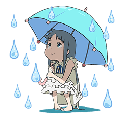 Anohana -The Flower We Saw That Day- sticker #695321