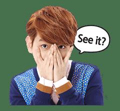 EXO Special Edition sticker #765002