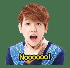 EXO Special Edition sticker #765003