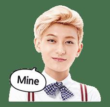 EXO Special Edition sticker #765025