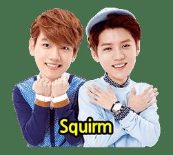 EXO Special Edition sticker #765033