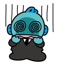 HANGYODON sticker #765256