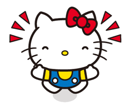 Hello Kitty Animated Stickers sticker #1006968