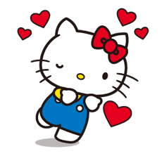 Hello Kitty Animated Stickers sticker #1006971