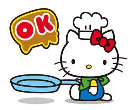 Hello Kitty Animated Stickers sticker #1006973