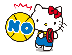 Hello Kitty Animated Stickers sticker #1006974