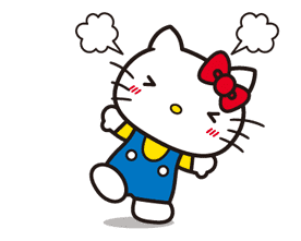 Hello Kitty Animated Stickers sticker #1006976