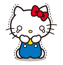 Hello Kitty Animated Stickers sticker #1006977