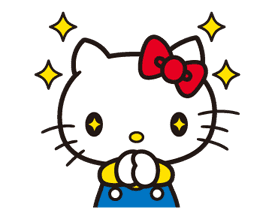 Hello Kitty Animated Stickers sticker #1006979