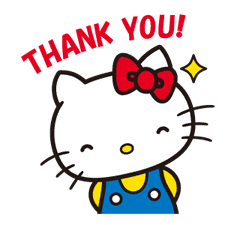 Hello Kitty Animated Stickers sticker #1006982