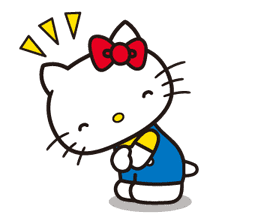 Hello Kitty Animated Stickers sticker #1006984