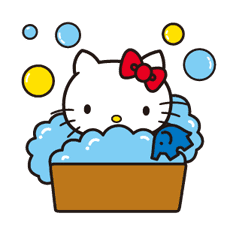 Hello Kitty Animated Stickers sticker #1006985