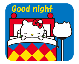 Hello Kitty Animated Stickers sticker #1006990