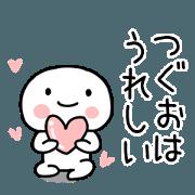 สติ๊กเกอร์ไลน์ tuguo Sticker00003