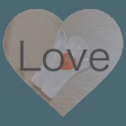 สติ๊กเกอร์ไลน์ I Love You 2018