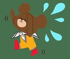 the bears' school 2 sticker #1477776