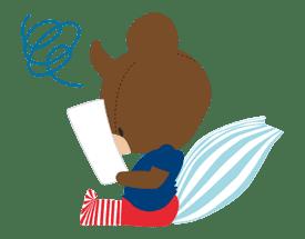 the bears' school 2 sticker #1477790