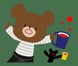 the bears' school 2 sticker #1477800
